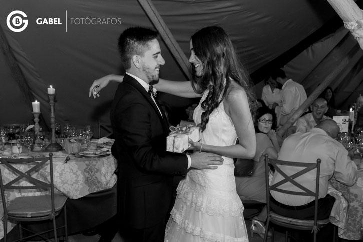 Ideas para sorprender a tu pareja el día de la boda