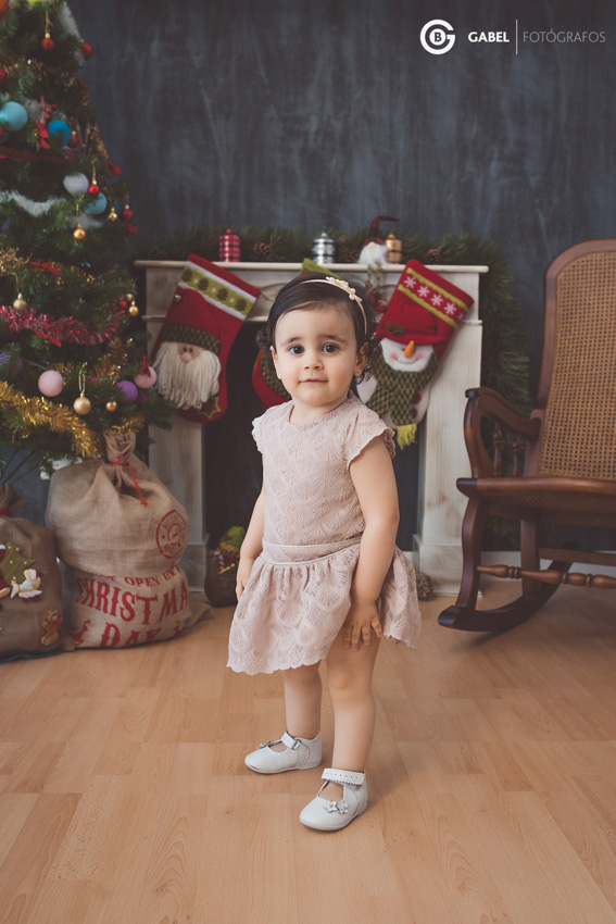 Sesión fotos Navidad