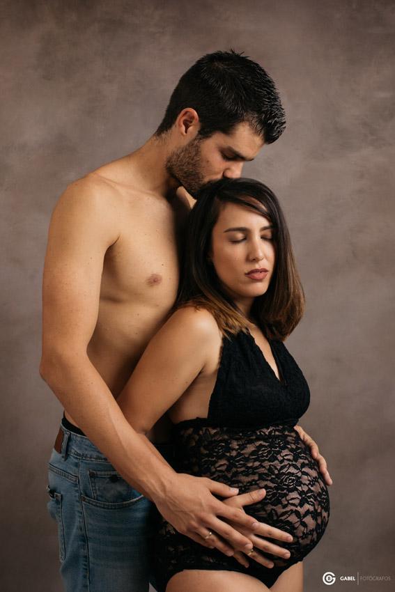 Sesión de fotos embarazo